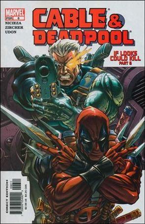 Cable & Deadpool 6-A