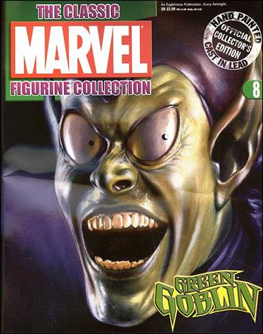Classic Marvel Figurine Collection (UK) 8-A by Eaglemoss Publications