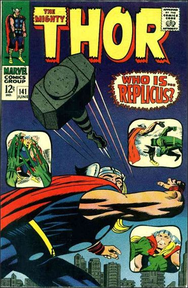 Thor (1966) 141-A by Marvel