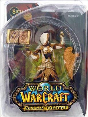 World of Warcraft (Series 3) Sister Benedron (Human Priestess)
