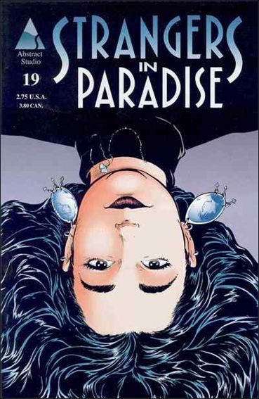 Terry Moore's Strangers in Paradise 19-A by Abstract Studio