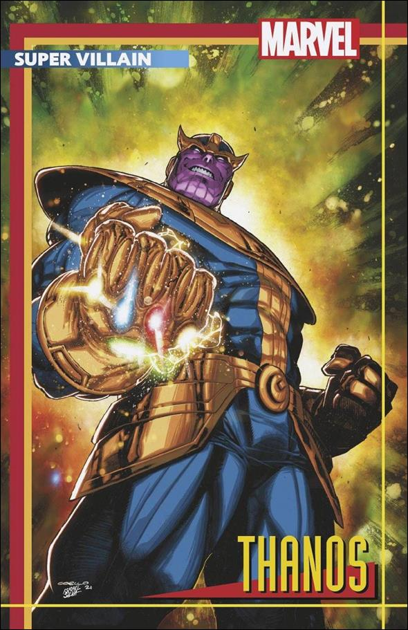 Eternals: Thanos Rises 1-C by Marvel