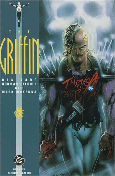 Griffin (1991) 2-A by DC