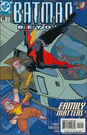 Batman Beyond (1999/11) 19-A
