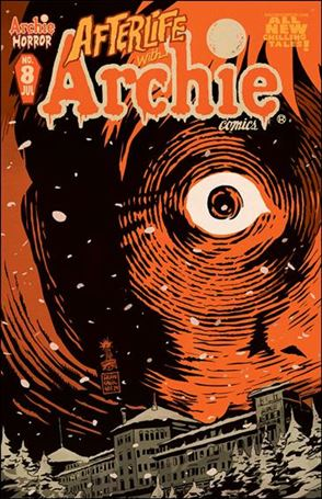 Afterlife with Archie 8-A