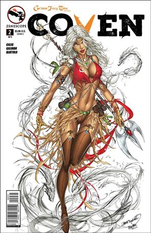Grimm Fairy Tales Presents Coven 2-C