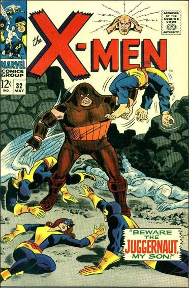 X-Men (1963) 32-A by Marvel