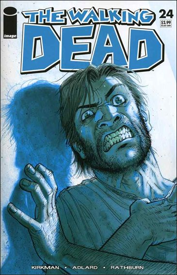 Walking Dead (2003) 24-A by Image