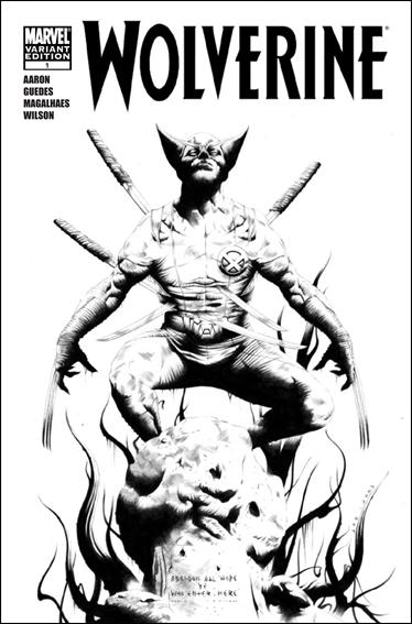 Wolverine (2010) 1-E by Marvel