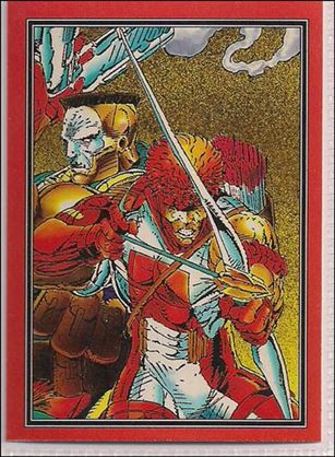 Youngblood: Series 1 (Base Set) 3-A