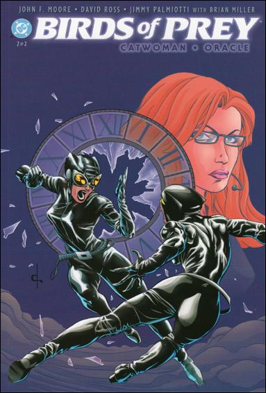 Birds of Prey: Catwoman/Oracle 2-A by DC