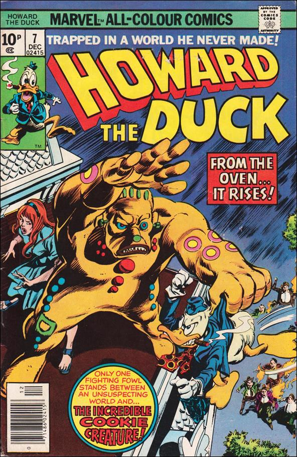 Howard the Duck (1976) 7-B by Marvel