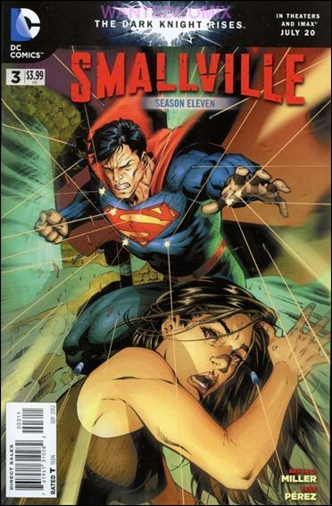 Smallville Season 11 3-A by DC