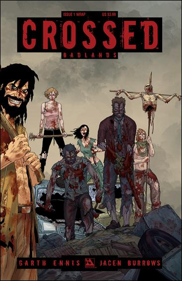 Crossed: Badlands 1-B by Avatar Press