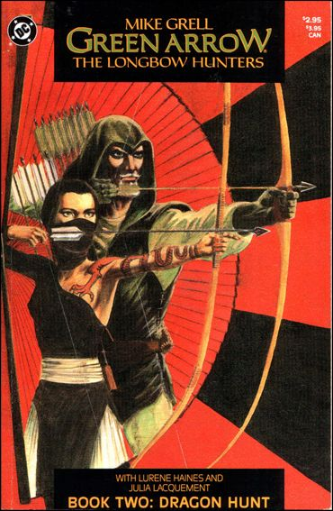 Green Arrow: The Longbow Hunters 2-A by DC