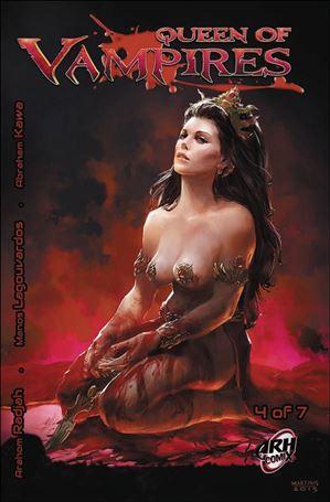 Queen of Vampires 4-A
