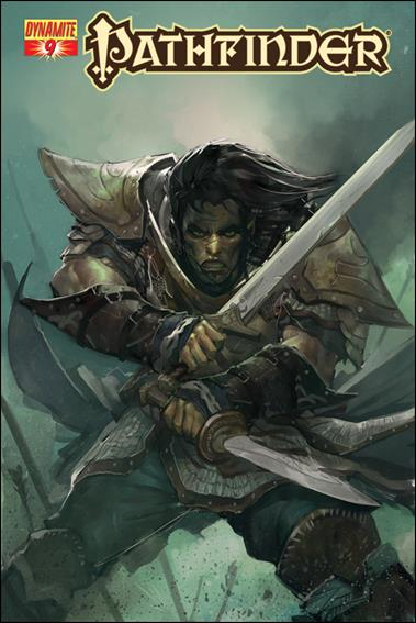 Pathfinder 9-A by Dynamite Entertainment