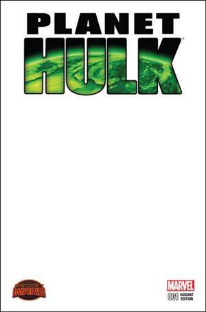Planet Hulk 1-D