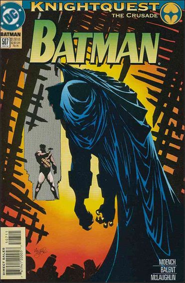 Batman (1940) 507-A by DC