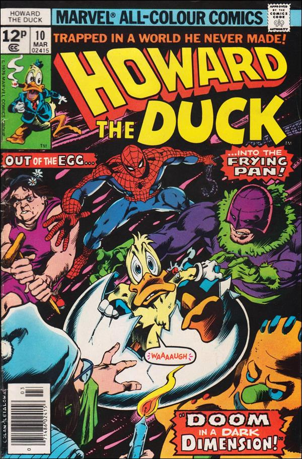 Howard the Duck (1976) 10-B by Marvel