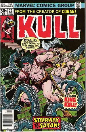 Kull the Destroyer 20-A