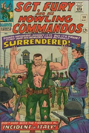 Sgt. Fury and His Howling Commandos 30-A