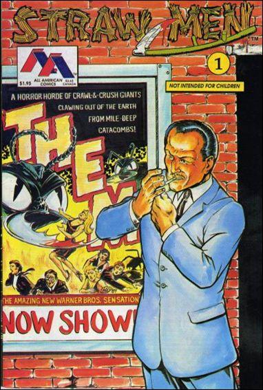 Straw Men (1989) 1-A by Innovation