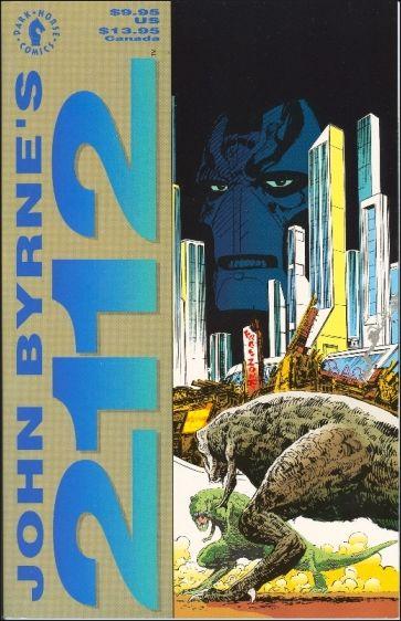 John Byrne's 2112 1-A by Dark Horse