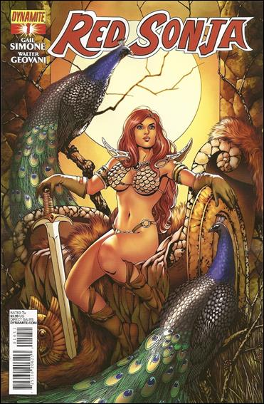 Red Sonja (2013) 1-E by Dynamite Entertainment
