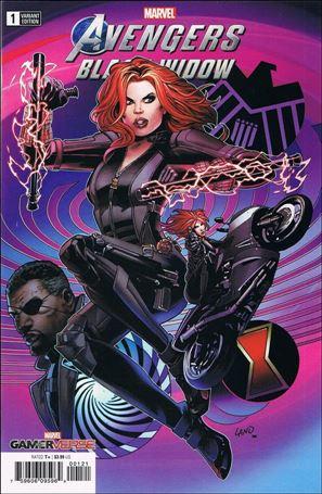 Marvel's Avengers: Black Widow 1-B