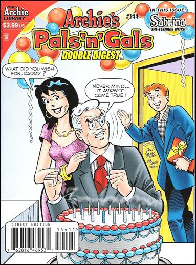 Archie's Pals 'n' Gals Double Digest Magazine 144-A by Archie