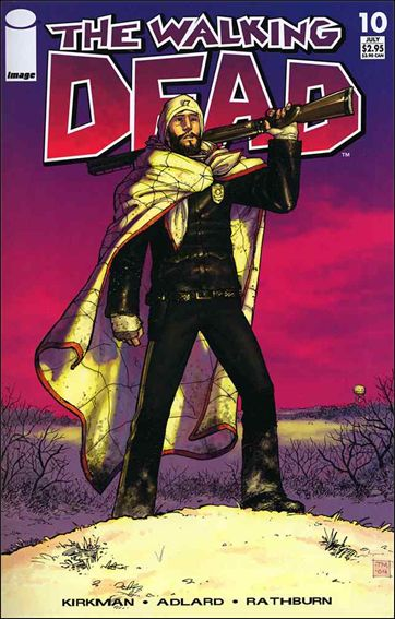 Walking Dead (2003) 10-A by Skybound Entertainment