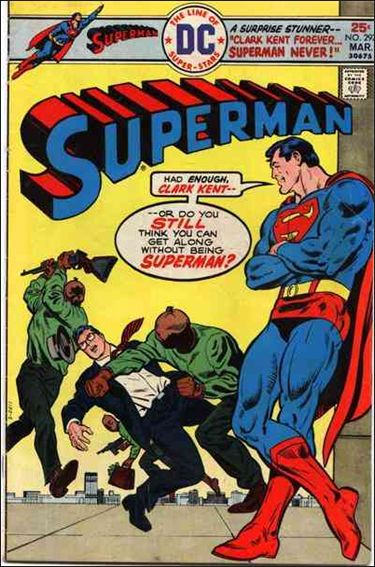 Superman (1939) 297-A by DC