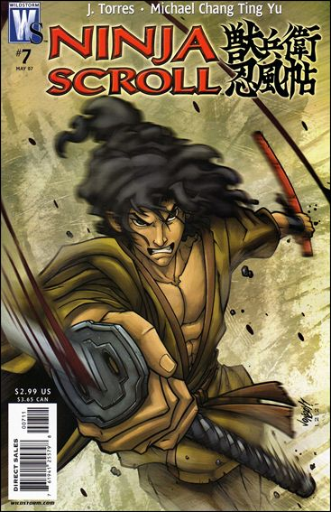 Ninja Scroll 7-A by WildStorm