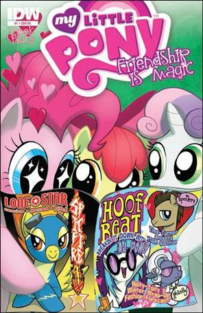 My Little Pony: Friendship is Magic 1-P