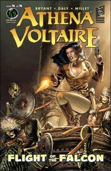 Athena Voltaire: Flight of the Falcon 4-A by Ape Entertainment