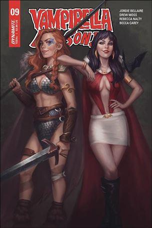 Vampirella / Red Sonja 9-B