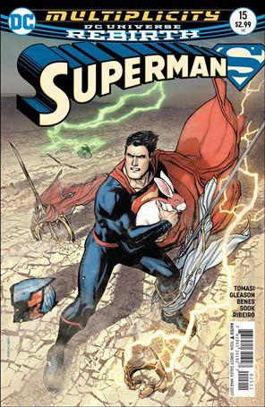 Superman (2016) 15-A