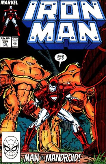 Iron Man (1968) 227-A by Marvel