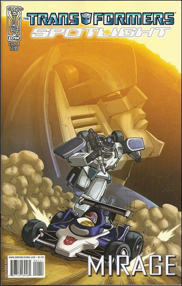 Transformers Spotlight nn13-A by IDW