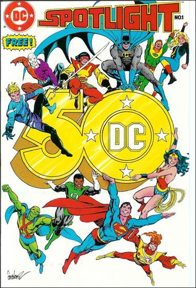 DC Spotlight 1-A by DC