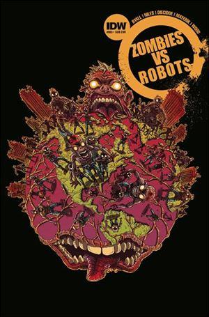 Zombies vs Robots (2015) 3-B