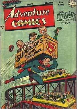 Adventure Comics (1938) 130-A by DC