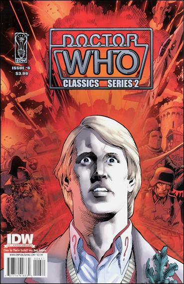 Doctor Who Classics Series 2 6-A by IDW