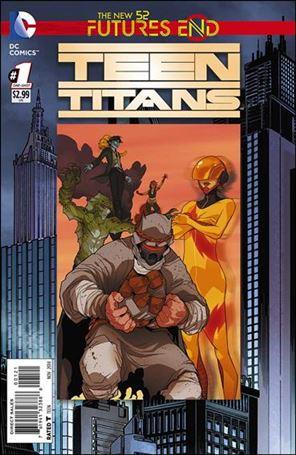 Teen Titans: Futures End 1-B