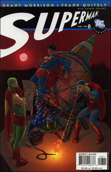 All Star Superman 8-A by DC