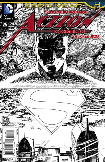 Action Comics (2011) 25-B by DC