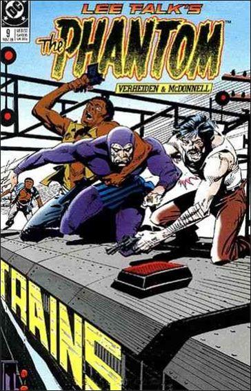 Phantom (1989) 9-A by DC