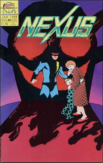 Nexus (1985) 40-A by First