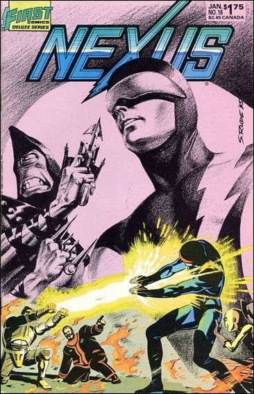 Nexus (1985) 16-A by First
